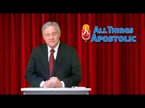 Episode 1-All Things Apostolic