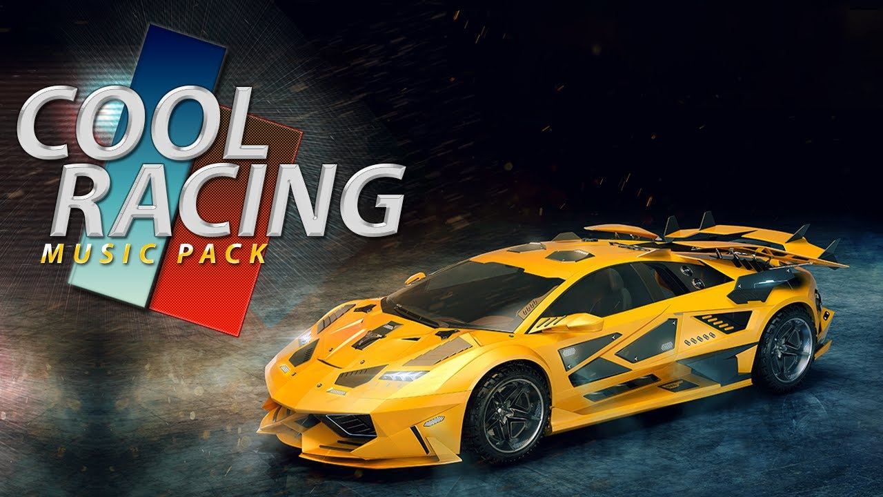 Drum and Bass Racing Game Royalty-free Music by WOW Sound