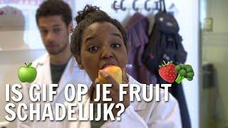 Is gif op je fruit schadelijk? | De Buitendienst over Bestrijdingsmiddelen