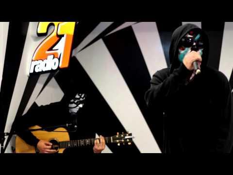 Carla's Dreams - Aripile (LIVE @ RADIO 21)