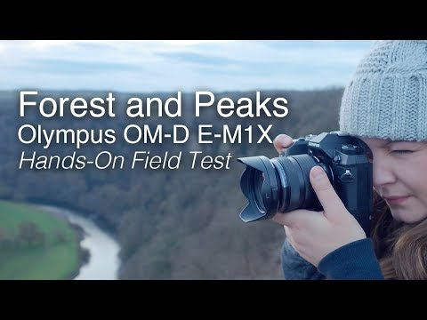 Olympus OM-D E-M1X   Forest and Peaks Field Test