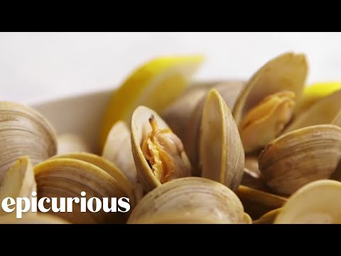 How Beer Makes the Best Clam Dinner Ever | 6-Pack Cooking | Epicurious