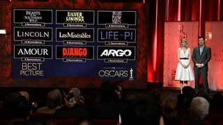 2013 Oscar Nominees - Is the Academy Out of Touch? Part 2