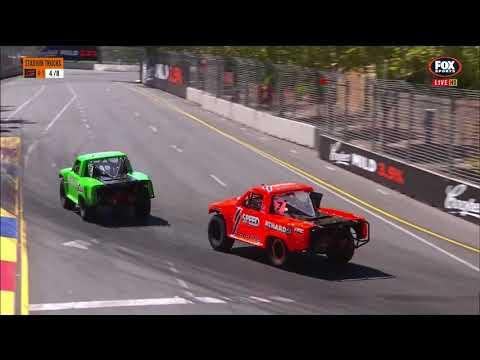 STADIUM SUPER TRUCKS - RACE 1 - ADELAIDE 500 2018