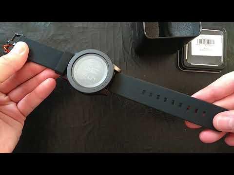 Часы Skmei 1142, распаковка