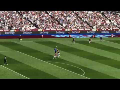 West Ham v Leicester highlights 20th April 2019 - West Ham 2-2 Leicester
