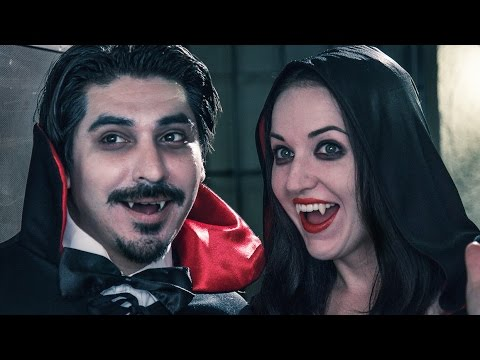 Weird Things All Vampire Couples Do