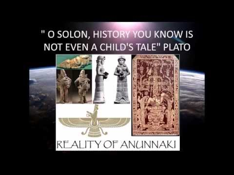 WORLD HISTORY I. PART ANUNNAKI 450 000 BC – 11 000 BC (ACCORDING TO ZECHARIA SITCHIN)