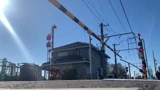 相鉄20000系 20107編成(横浜側5両)甲種輸送