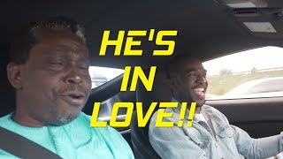 SCARING MY DAD IN MY NISSAN 370Z FAIL //  I didn