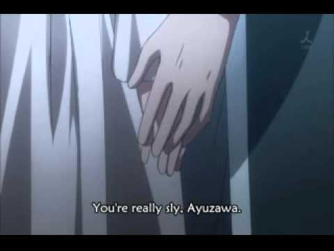 Misaki Confesses to Usui