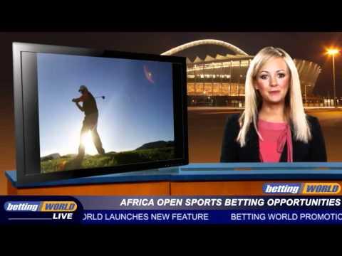 Africa Open sports betting opportunities