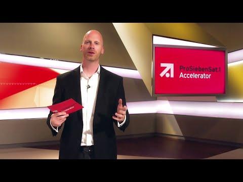 ProSiebenSat.1 Accelerator - Get on TV