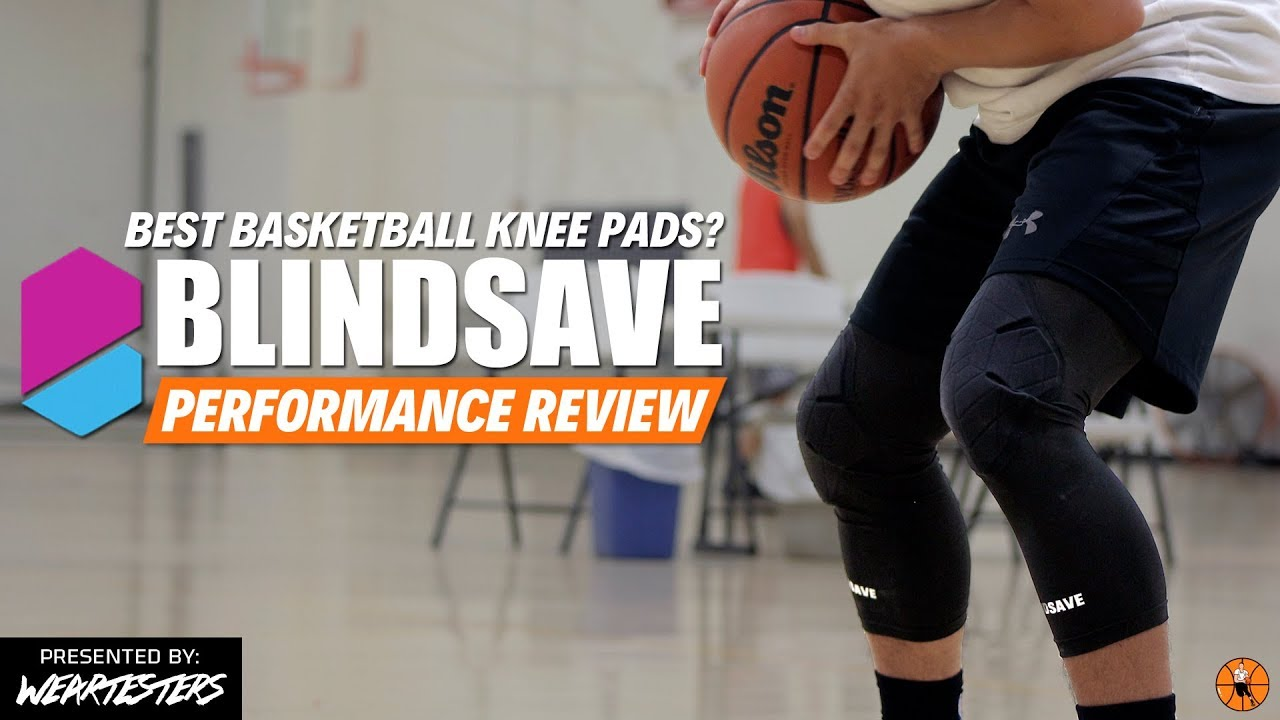 49d8a3fe45593 BEST BASKETBALL KNEE PADS? | BlindSave vs. McDavid Performance Review