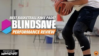 BEST BASKETBALL KNEE PADS? | BlindSave vs. McDavid Performance Review
