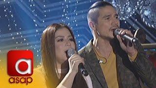 "ASAP: Piolo and Roselle sing ""Ngayong Nandito Ka"" on ASAP L.S.S."
