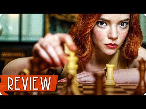 DAS DAMENGAMBIT Kritik Review (Serie 2020) Netflix