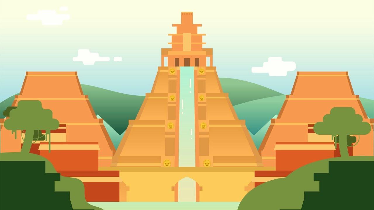 مدينة كاملة من الذهب مفقودة !