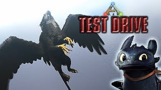 HOW TO TRAIN YOUR GRIFFIN: TEST DRIVE! Ark: Survival Evolved