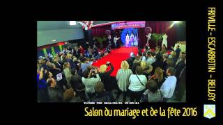 Timelapse salon du mariage et de la fête 2016