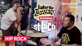 Saint Loco Hip Rock BukaMusik