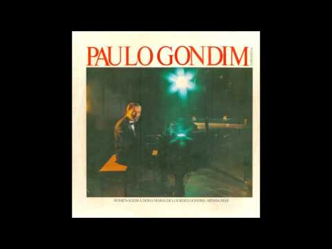 LP Paulo Gondim - O pianista (1986)