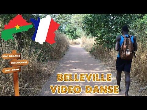 Projet : Belleville Vidéo Danse - Echange France / Burkina Faso ( TEASER )