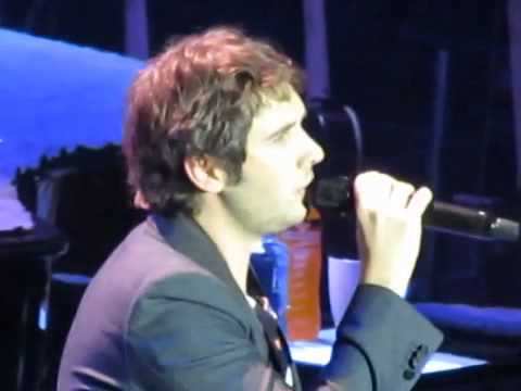 "Josh Groban ""Vincent"" O2 London 14 Jun 13"