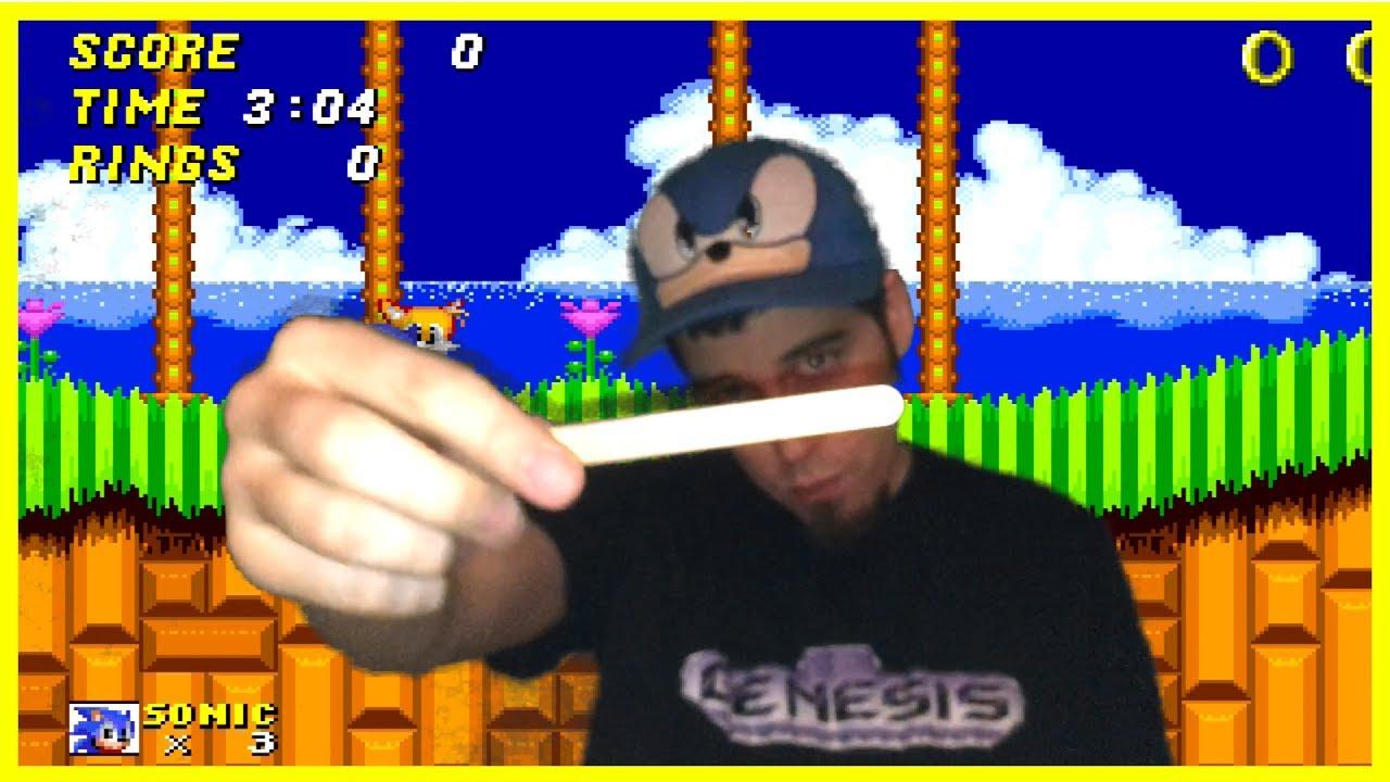 Sonic The Hedgehog Ice Cream Bar Speedrun Youtube