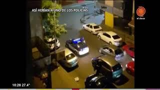 Testimonio fílmico del tiroteo en Nueva Córdoba