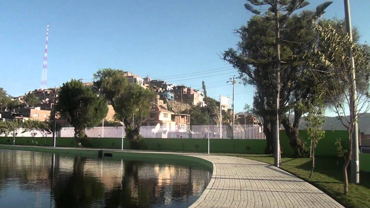 Parque acu tico de tingo youtube - Balneario de la alameda ...