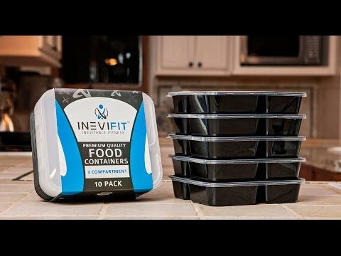 INEVIFIT Food Containers