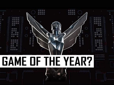 GAME OF THE YEAR?