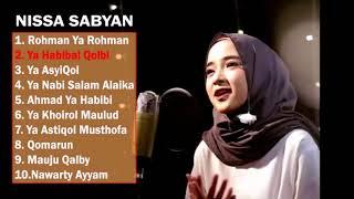 10 Lagu Sholawat Nabi Paling Merdu Bikin Merinding Dari NISSA SABYAN