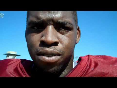 ESPNLosAngeles.com: USC defensive tackle George Uko talks after Friday