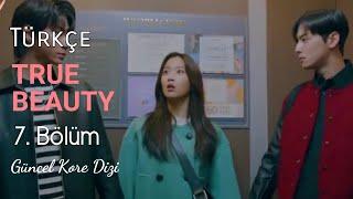 True Beauty 7. Bölüm Asansör Sahnesi Türkçe Altyazılı | Güncel Kore Dizi
