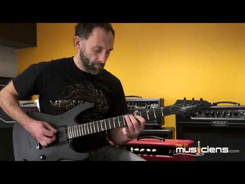 JACKSON Soloist SLATTXMG3-6 - guitare électrique métal