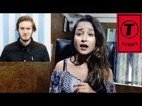 Pewdiepie vs T-series | T-series doesn't care, but some YouTubers do!