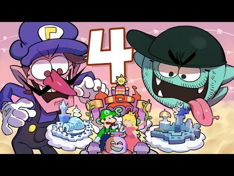 Mario Party 5 - EP 4: Money In The Bank | SuperMega