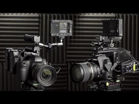 Turn your average DSLR into a video shooting machine with this DIY rig