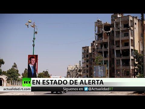 Reportan que la 'ofensiva' con misiles en Homs fue una falsa alarma