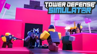 La game la plus longue de ma vie /roblox/tower defences #2