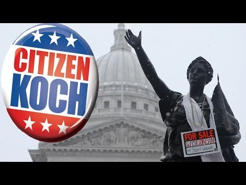 CITIZEN KOCH, Koch Brothers Documentary with Filmmaker Carl Deal