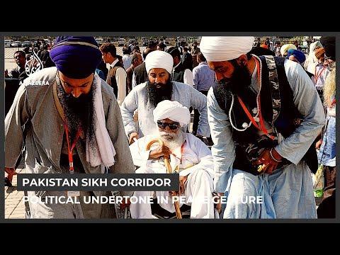 'Big moment': Indian Sikhs on historic pilgrimage to Pakistan