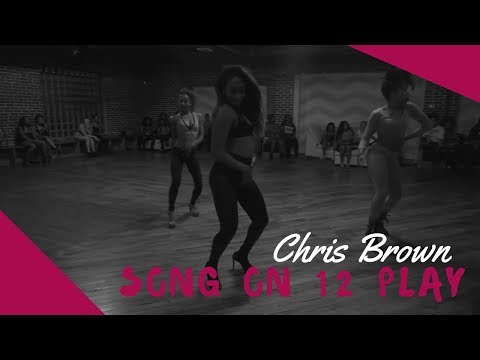 Chris Brown ft Trey Songz Song On 12 Play Choreography  Trinica Goods
