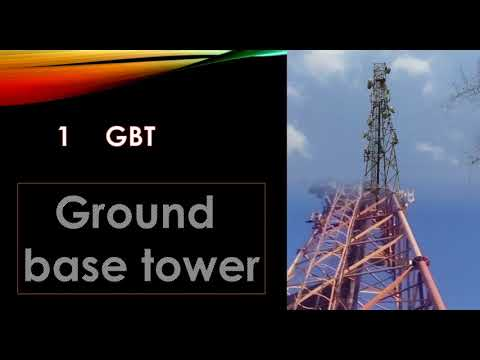 Telecom Tower Type