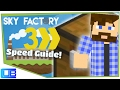 COLOSSAL CHESTS! | Cub's Speed Guide to Sky Factory 3 | Ep 4