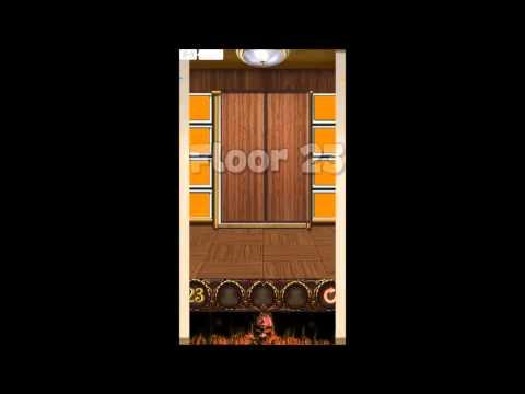 100 doors hell prison escape level 21 22 23 24 25 for 100 doors door 22