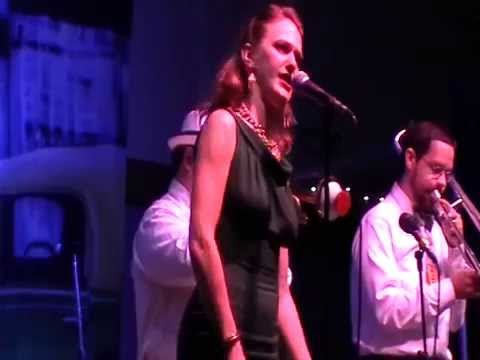 Miss JUBILEE & Her Humdingers @ Bix Beiderbecke Jazz Festival 2015