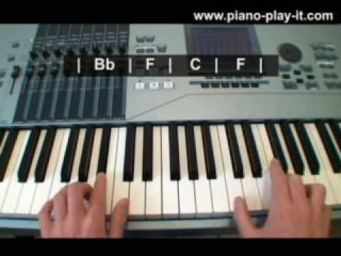 Hey Jude Piano Tutorial Beatles Youtube